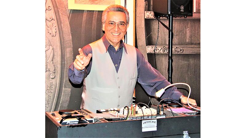 DJ John Baker
