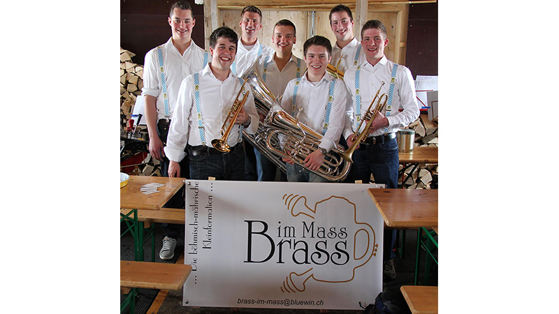Fass im Brass
