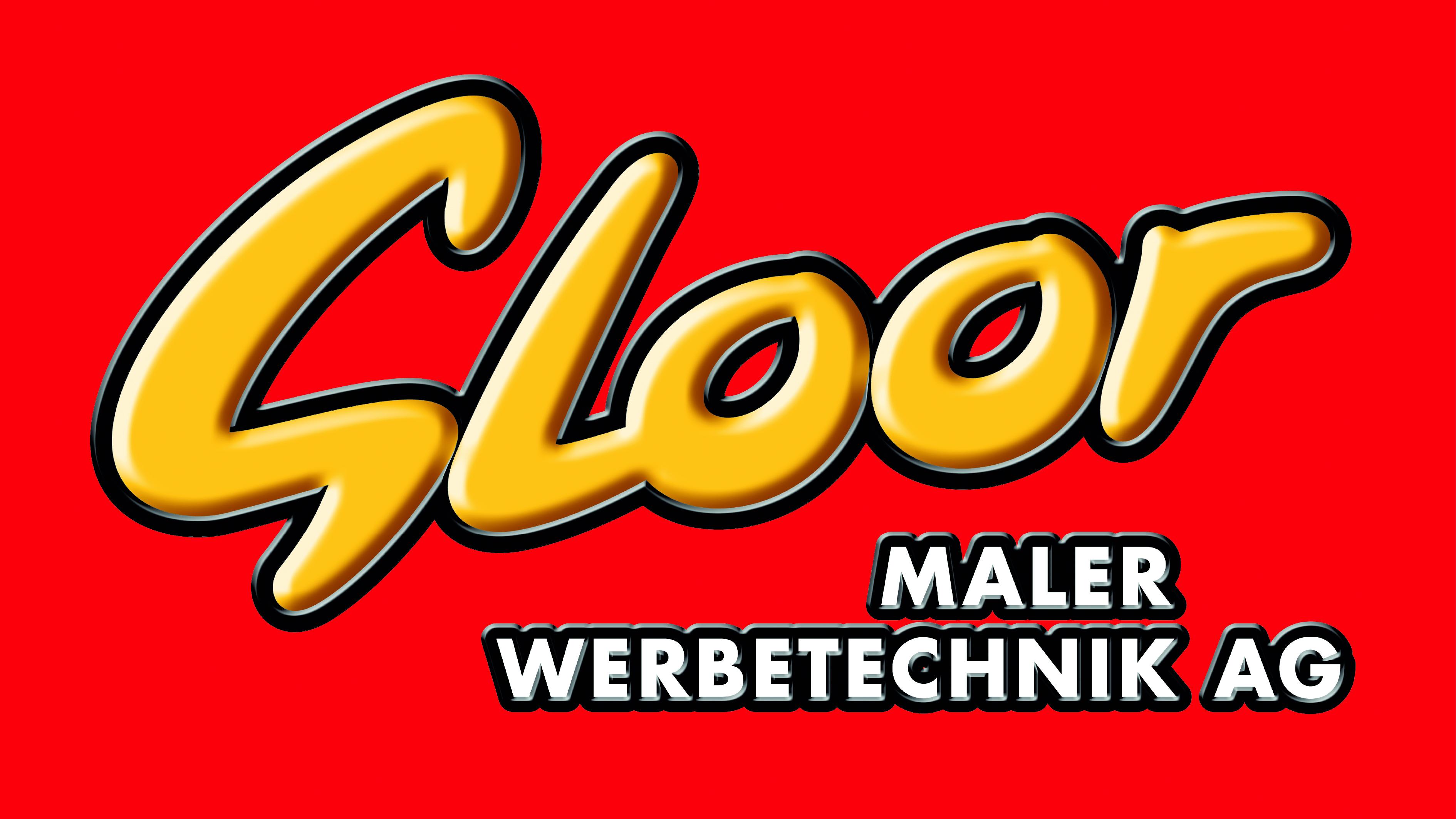 Gloor Maler Werbetechnik